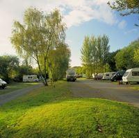 Moorhampton Caravan and Motorhome Club Site