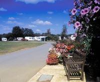 Morn Hill Caravan and Motorhome Club Site
