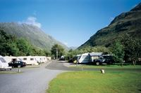 Morvich Caravan and Motorhome Club Site