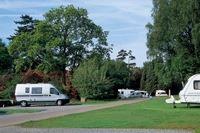 Battle Normanhurst Court Caravan and Motorhome Club Site