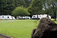Nunnykirk Caravan and Motorhome Club Site