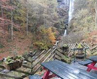 Pistyll Rhaeadr Retreat Campsite