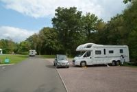 Putts Corner Caravan and Motorhome Club Site