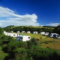 River Breamish Caravan and Motorhome Club Site