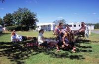 Rowan Park Caravan and Motorhome Club Site