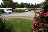 York Rowntree Park Caravan and Motorhome Club Site