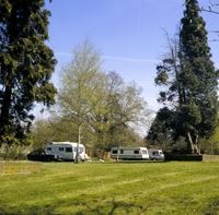 Slinfold Caravan and Motorhome Club Site