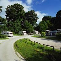 Bolton Abbey Estate Caravan and Motorhome Club Site
