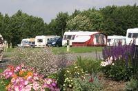 Durham Grange Caravan and Motorhome Club Site