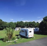 Marazion Caravan and Motorhome Club Campsite