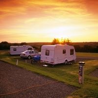 Camelford Caravan and Motorhome Club Site