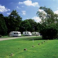 Wharfedale Caravan and Motorhome Club Site